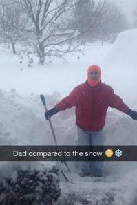 Snovember Blizzard 2014